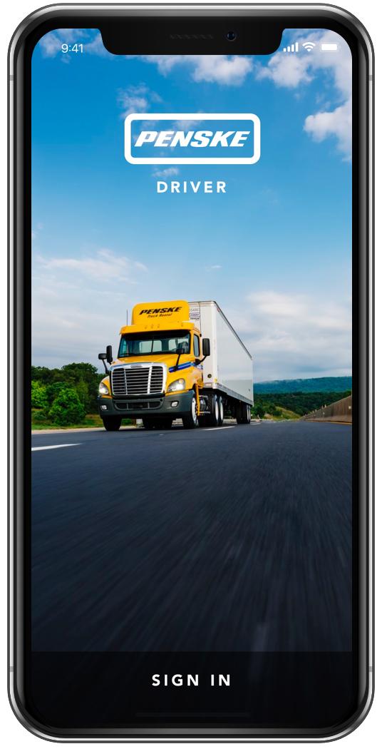 Penske Reading Pa >> Penske S Truck Driver App Gets Major Upgrade Ahead Of Busy Holiday