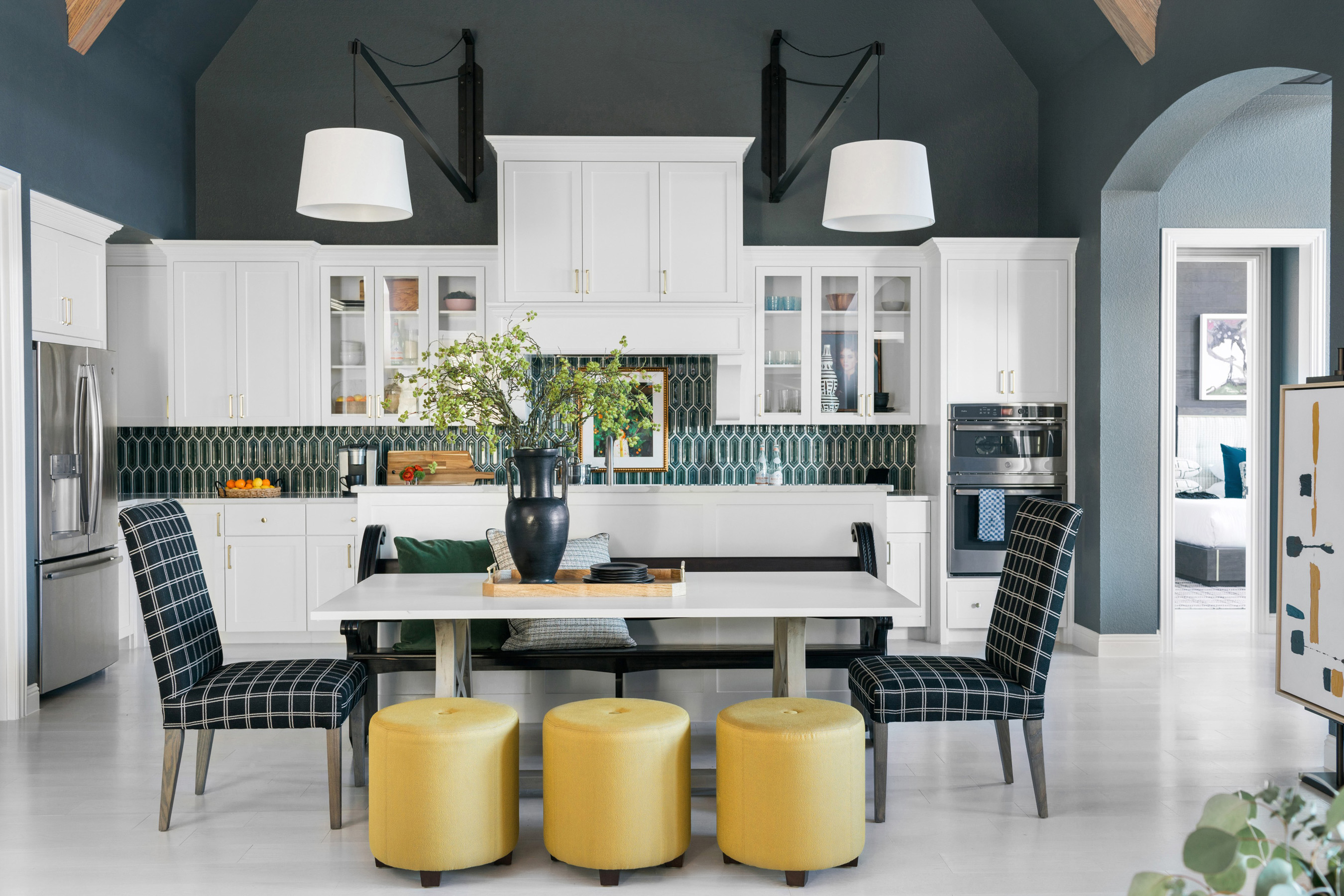 Home Design Ideas Colours: Take A Virtual Tour Of HGTV Smart Home 2019 Located In