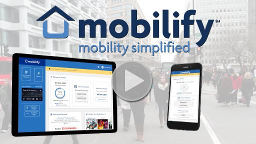 Play Video: Mobilify, the easy budget and relocation tool