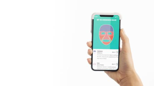 Neutrogena mask phone app