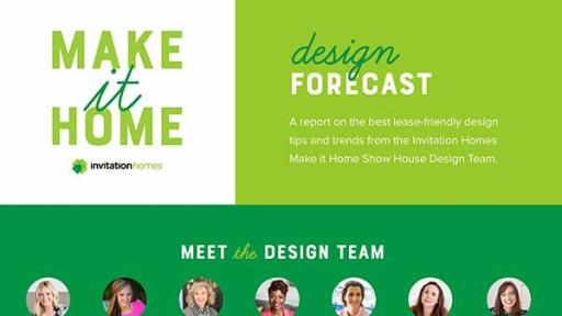 Design Forecast Infographic