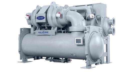 In 2019, Carrier AquaEdge® 19DV water-cooled centrifugal chiller was recognized as a top chiller by leading organizations across four major regions of the world.