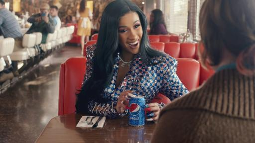Play video: Cardi B's Diamond Can - #SBLIII