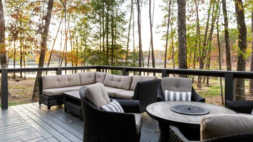 The Retreat at Deer Lick Falls and Waters Edge have beautiful lots for sale for potential tiny home community residents.