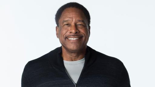 Dave Winfield with hands in pockets