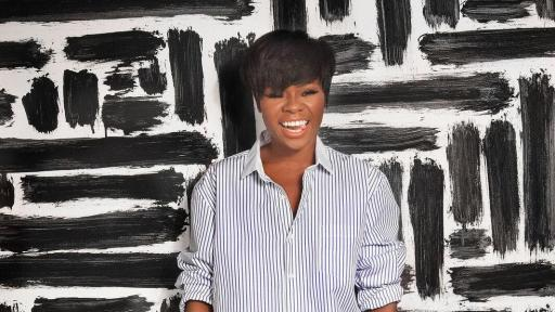 Founder of curlBOX, Myleik Teele