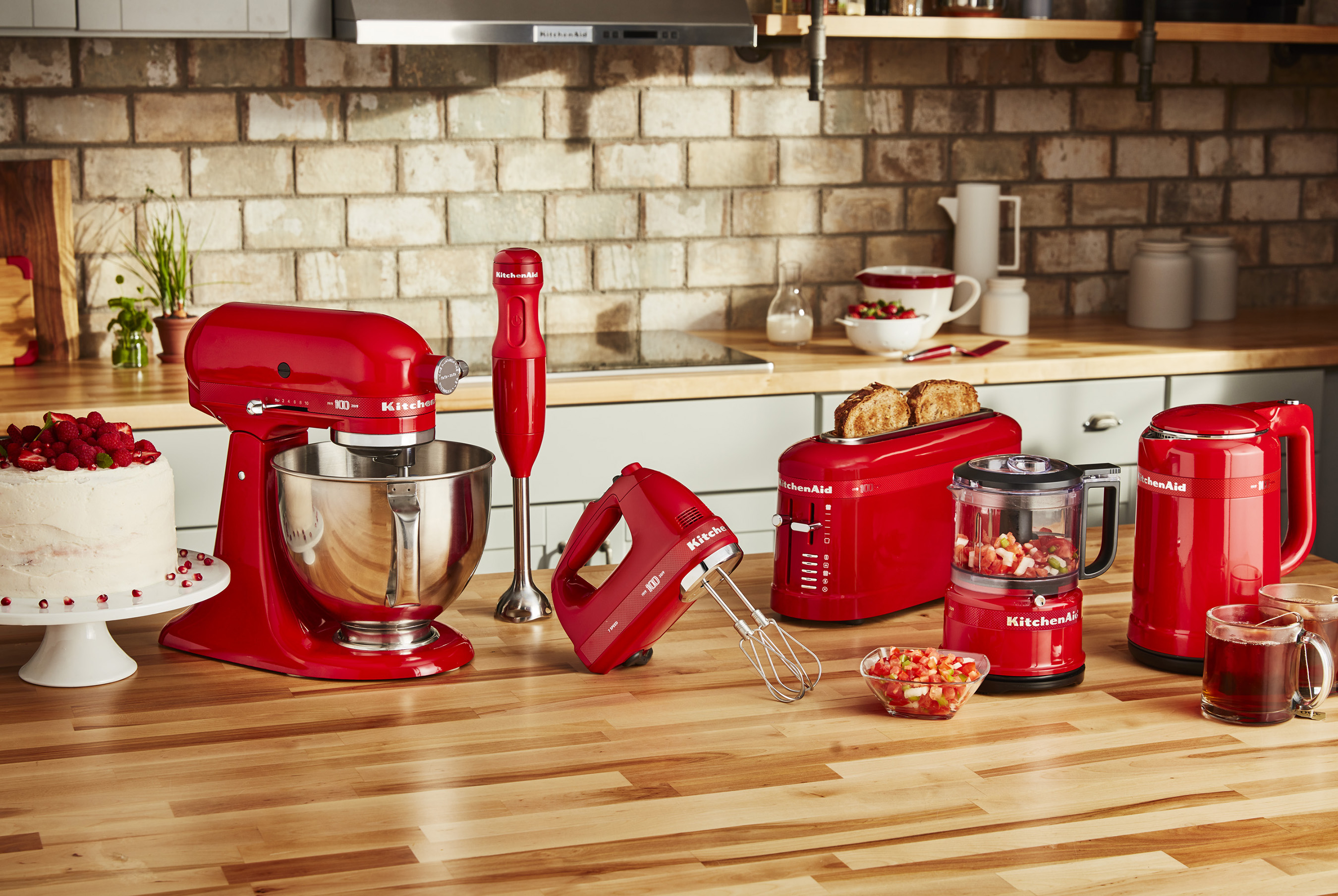 Kitchenaid Celebrates 100 Years Of Making At 2019