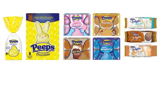 New PEEPS Products for Easter 2019