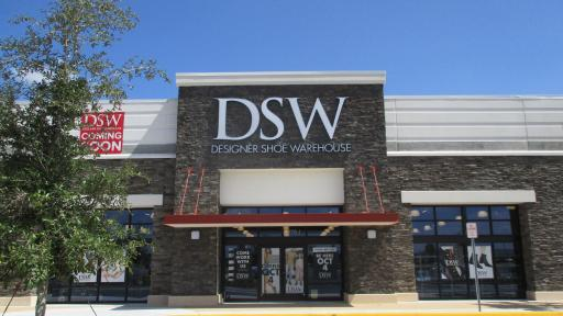 Designer Brands' flagship concept DSW Designer Shoe Warehouse offers brand name and designer dress, casual and athletic footwear and accessories.