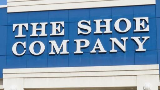 The Shoe Company storefront