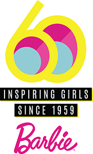 Barbie's 60th Anniversary Logo
