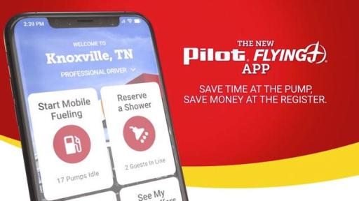 Pilot Flying J is launching its new app, designed to make road travel easier. Use the app to find Pilot and Flying J locations, check fuel prices, and save money with daily offers on popular items.