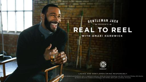 Real to Reel with Omari Hardwick