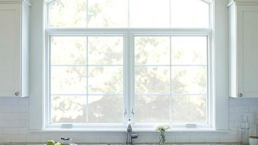 Kitchen with Pella windows