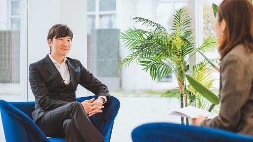 Interview with Chairman of Jiahao International Holdings Allen Shi