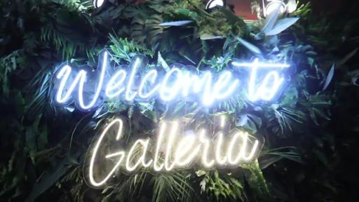 Play Video: GALLERIA'S NIGHT