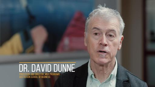 Dr. David Dunne Talks About The Importance of Values-Based Trust