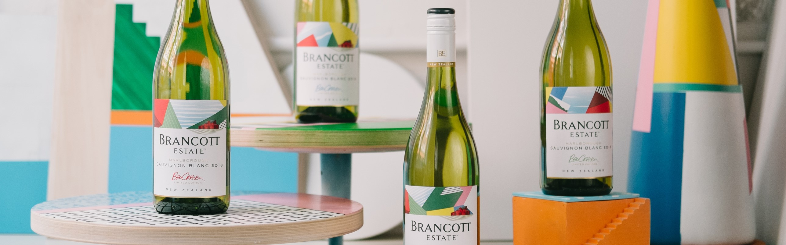 Banner image of Brancott Estates bottles