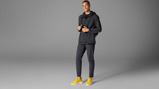 Men's Generation ZERØGRAND in Cyber Yellow Knit, $120