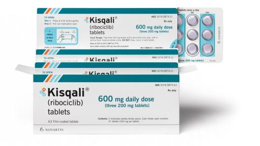 Kisqali Product and Packaging 2