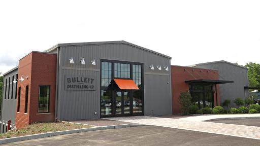 The New Bulleit Distilling Co. Visitor Experience Opens in Shelbyville, Ky
