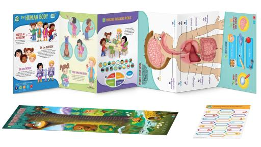 LeapFrog® introduces an exciting new way to learn with LeapStart® Go.