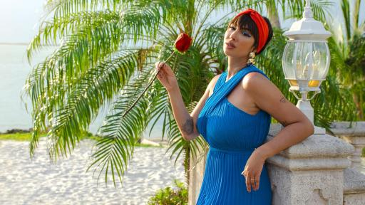 """Feelin' Myself Island,"" a new campaign that parodies typical reality dating show tropes, features actress Jackie Cruz, who instead of competing for the affection and validation of an eligible bachelor, professes her inner confidence through fun-lighthearted takes showing her flirting with herself as the sole ""contestant"" on ""Feelin' Myself Island."""
