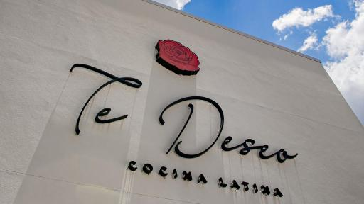 Te Deseo, the eighth and largest restaurant about to open in the Harwood District. Photo by Rob Underwood