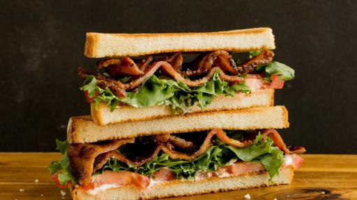 Brown Sugar Bourbon BLT