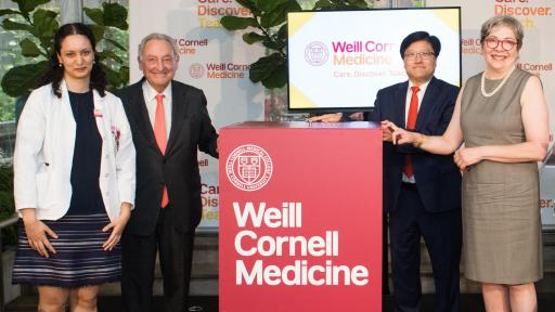 Weill Cornell Medicine Eliminates Medical Education Debt for All Qualifying Students