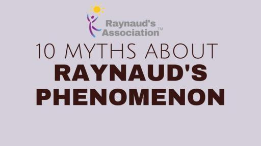 10 Myths About Raynaud's Phenomenon