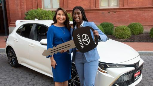 Boys & Girls Clubs of America Gives San Francisco Teen Sabrina M. Its Highest Honor, $100,000 Scholarship