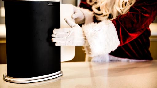 Begin enjoying the holiday's hottest kitchen gadget in just minutes! Remove it from the box, insert your favorite brand of paper towel, and the Innovia® Paper Towel Dispenser is ready to use.