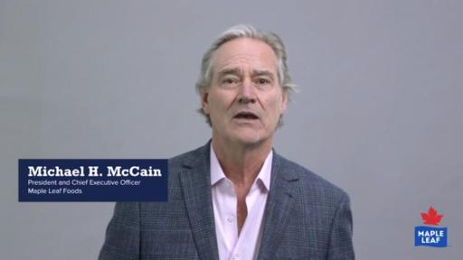 Play Video: Michael McCain talks