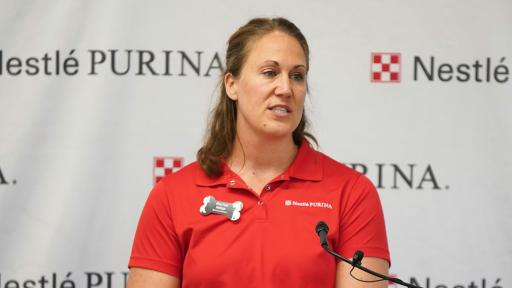 Rachel Miller, Purina Factory Manager in Hartwell