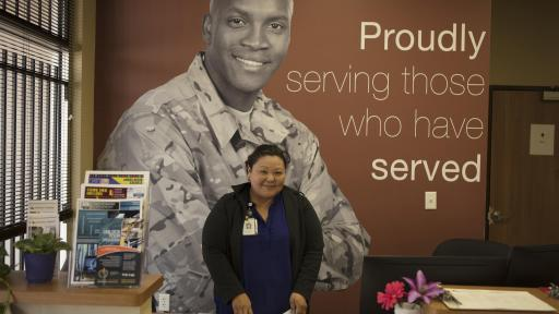 Did you know that women veterans face added challenges to finding gainful employment following military service? You can make a difference by donating or hiring.