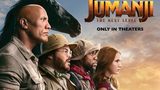 In 'Jumanji: The Next Level,' the gang is back but the game has changed.