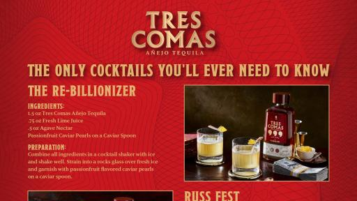 The Only Cocktails You'll Ever Need to Know