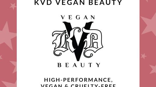 We are now KVD Vegan Beauty. High-performance, vegan, and cruelty-free.