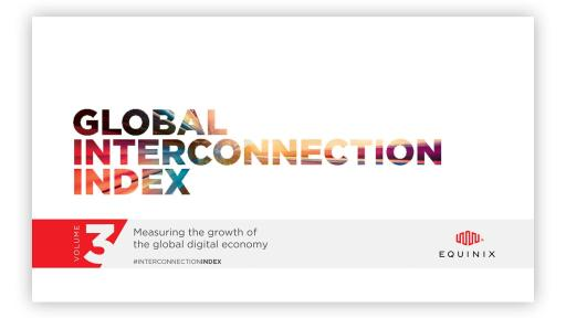 Global Interconnection Index