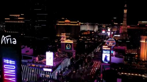 Play Video: Las Vegas Strip Fly Over Video