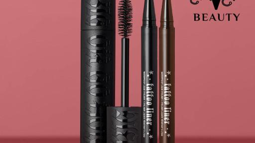 Iconic Vegan Products for the Perfect Cat Eye - KVD Vegan Beauty Tattoo Liner and Go Big for Go Home Mascara