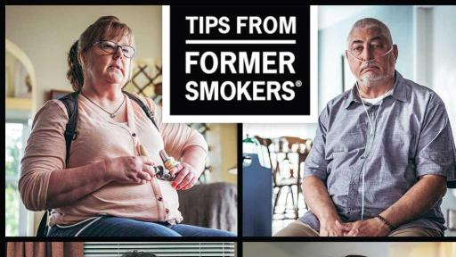 "CDC's successful ""Tips From Former Smokers"" campaign returns on March 23 with new ads"