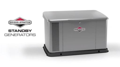 Play Video: Briggs & Stratton Home Generator TV Spot