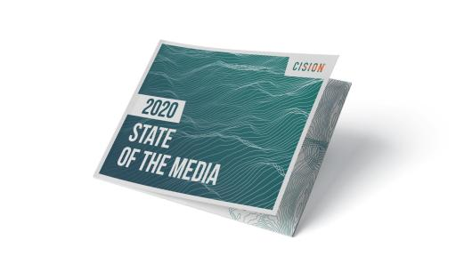 Cision State of the Media Report