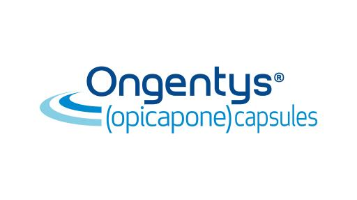 ONGENTYS® (opicapone) Logo