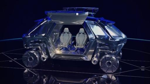 Play Video:  Hyundai Motor Group has revealed TIGER the company's second UMV and the first designed to be uncrewed