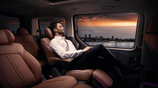 Hyundai Motor officially launches new STARIA multi-purpose vehicle (MPV), establishing a model for its future Purpose Built Vehicles