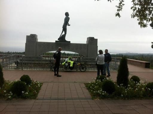 Bob - Terry Fox Memorial