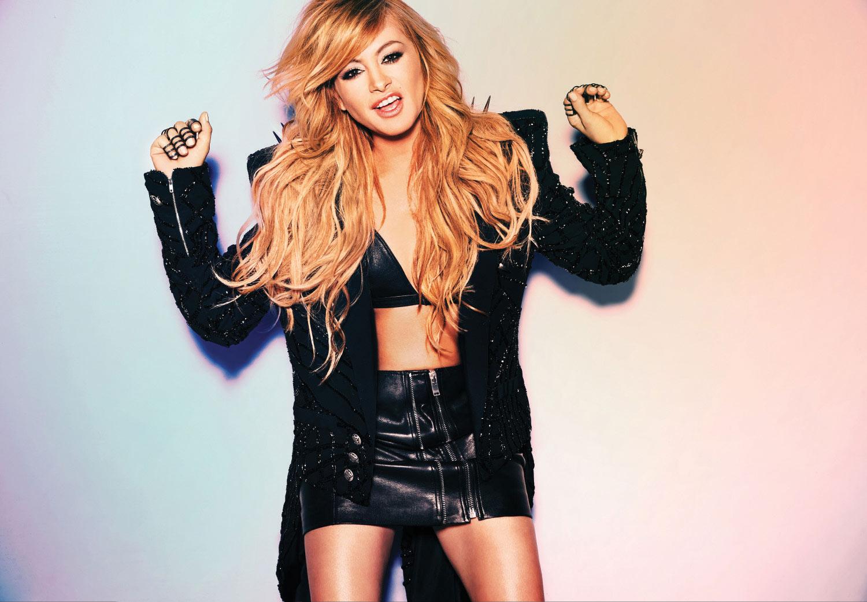 Paulina Rubio cantará en los primeros Latin American Music Awards 8 de octubre a las 9pm/8c por TELEMUNDO